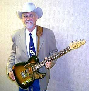 RAY DOYLE backstage at the Grand Ole Opry