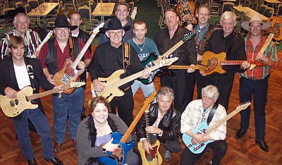 Tomkins Guitar Showcase in Sydney 2001