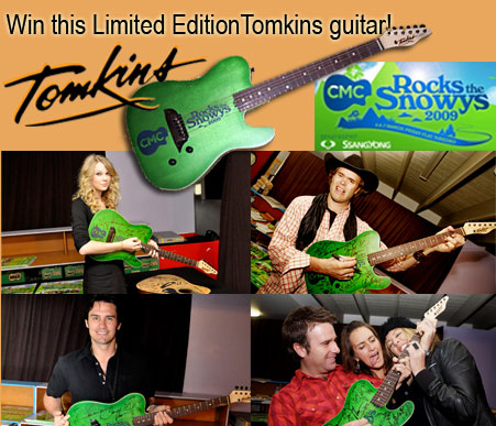 Tomkins Guitar - CMC competition